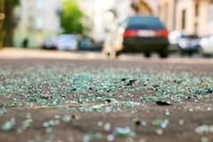 Does my automobile insurance cover me against hit-and-run accidents?