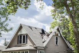 How do I prepare a proof of loss for an insurance claim?