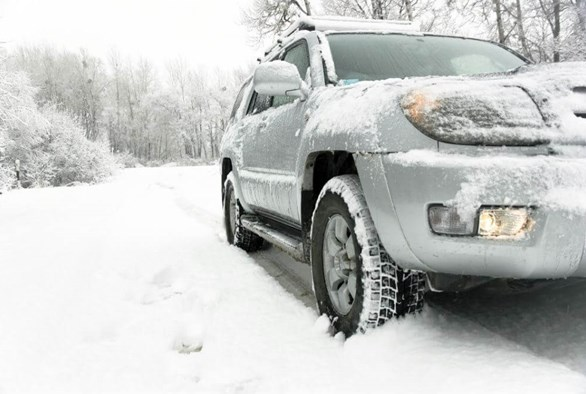 Why You Need Snow Tires this Winter
