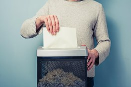 Improper data disposal and liability risks