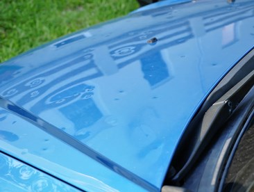 Is your car coveraged for hail damage?
