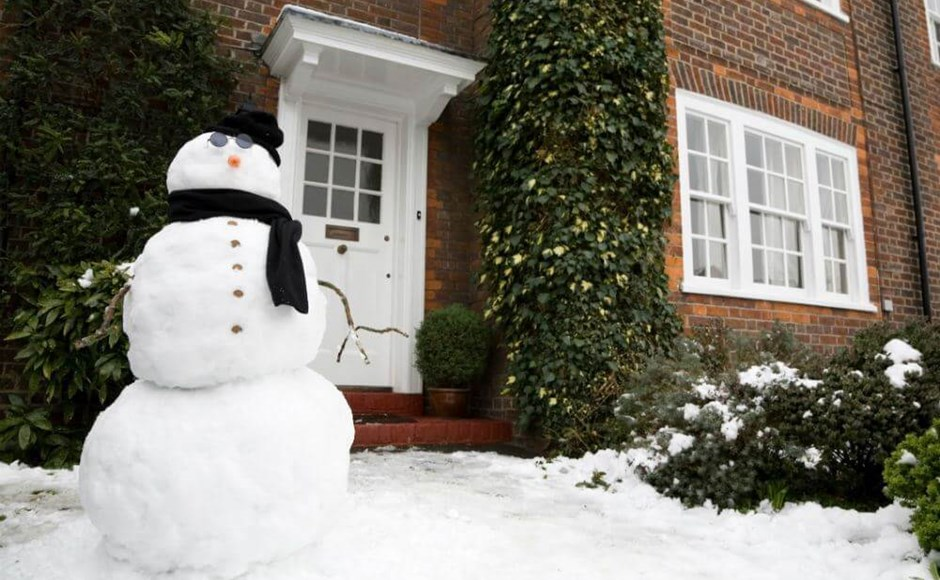 11 Winter Maintenance Tips for Your Home
