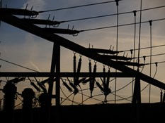 Can I file a business insurance claim for a power outage?